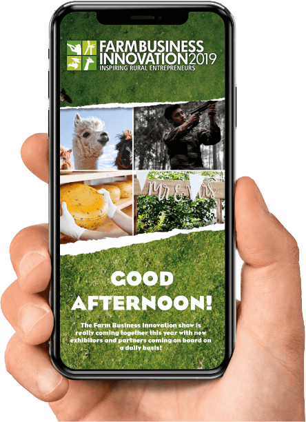 Follow the Farm Business Innovation Show Online