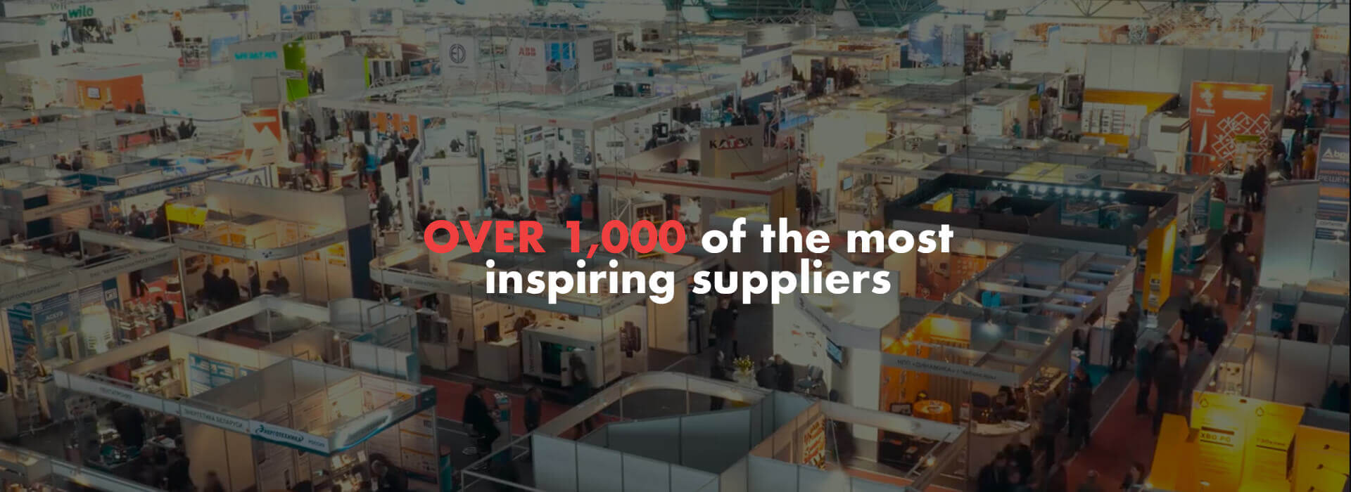 In the Farm Business Innovation Show will take part over 1,000 of the most inspiring suppliers.