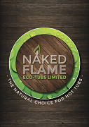 Naked Flame Eco-Tubs Ltd: Exhibiting at the Farm Business Innovation Show