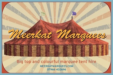 Meerkat Marquees: Exhibiting at the Farm Business Innovation Show