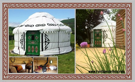 Yurt Specialists: Product image 1