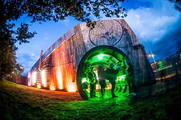 The Farm Business Innovation Show : Mar-Key Group: Building Bespoke Buildings For All Occasions - Jägermeister