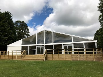 The Farm Business Innovation Show : Mar-Key Group: Heythrop Park Marriage Markey