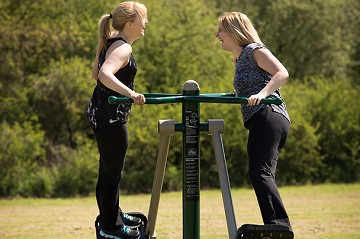 The Farm Business Innovation Show : Case Study: Holiday Park Installs Outdoor Gym