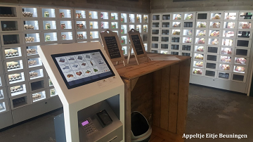 The Farm Business Innovation Show : Vending Machines: Traditional Farming in Non-Traditional Ways