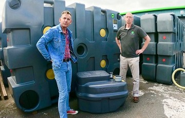 The Farm Business Innovation Show : Glampsan's Waste Solution: How to Push Effluent Waste Uphill
