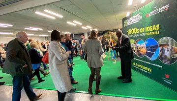 The Farm Business Innovation Show : A Successful Farm Innovation Show for 2019: Preparing for 2020