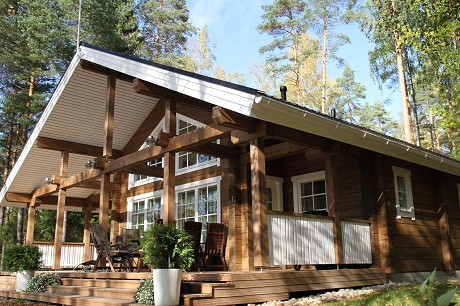 Log Homes Finland Ltd: Product image 2