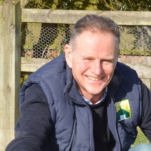 >Anthony Davison: Speaking at the Farm Business Innovation