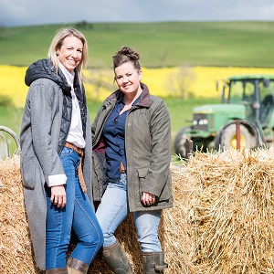>Anna Price & Jemma Clifford: Speaking at the Farm Business Innovation