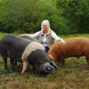 >Ruth Davies: Speaking at the Farm Business Innovation