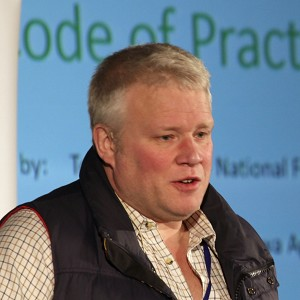 >Tom Robinson: Speaking at the Farm Business Innovation