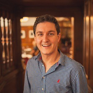 >Hamish Shephard: Speaking at the Farm Business Innovation