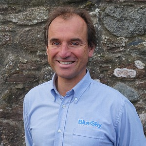 James England: Speaking at the Farm Business Innovation Show