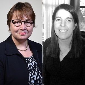 Louise Follett & Kerry Pfleger: Speaking at the Farm Business Innovation Show