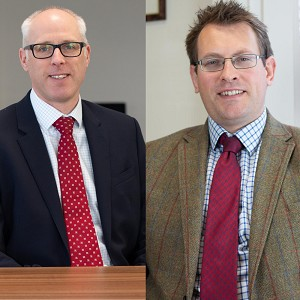 David Kinnersley & Tom Beeley: Speaking at the Farm Business Innovation Show
