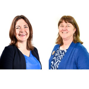 Alison Cole and Christine Lund-Beck: Speaking at the Farm Business Innovation Show