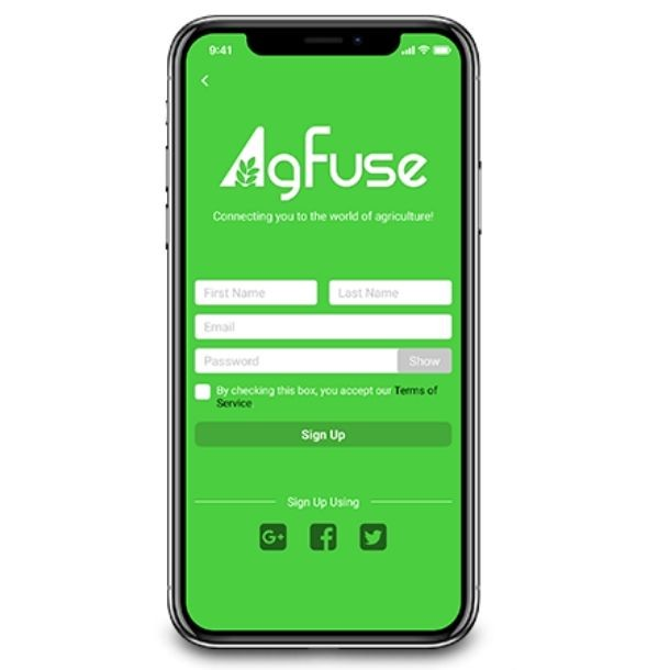 AgFuse: Product image